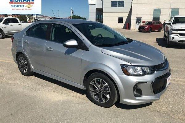 2018 Chevrolet Sonic LT  - $138.74 B/W