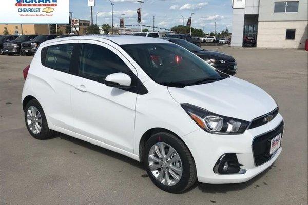 2018 Chevrolet Spark 1LT  - Bluetooth -  MyLink - $109.76 B/W