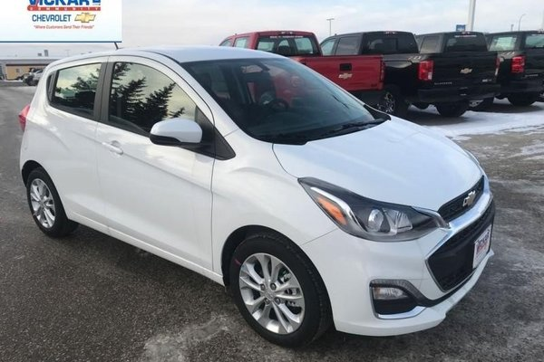 2019 Chevrolet Spark 1LT  - $107.80 B/W