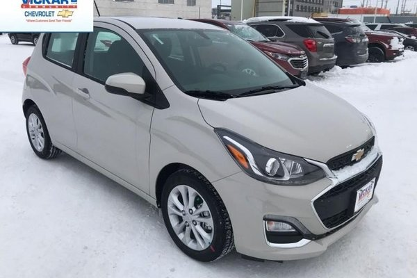 2019 Chevrolet Spark 1LT  - $113.37 B/W