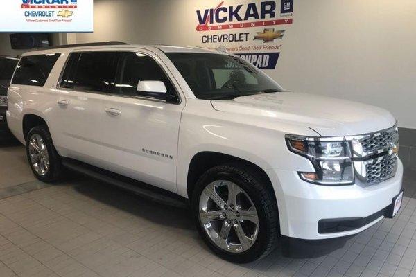 2017 Chevrolet Suburban LT  - Navigation - Sunroof - $408.62 B/W