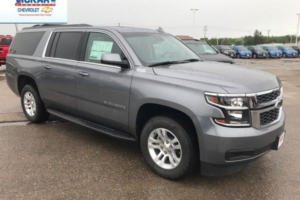 2018 Chevrolet Suburban LT  - Leather Seats -  Bluetooth