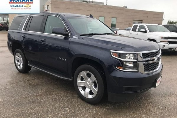 2018 Chevrolet Tahoe LT  - Leather Seats -  Bluetooth - $452.84 B/W