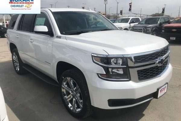 2018 Chevrolet Tahoe LT  - Leather Seats -  Bluetooth