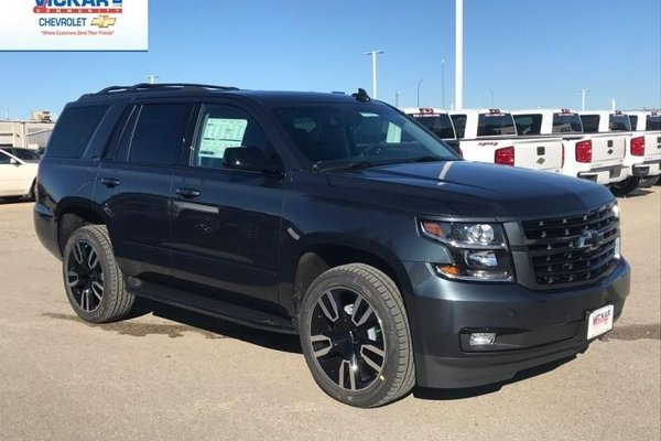 New 2019 Chevrolet Tahoe Premier Shadow Gray for sale ...