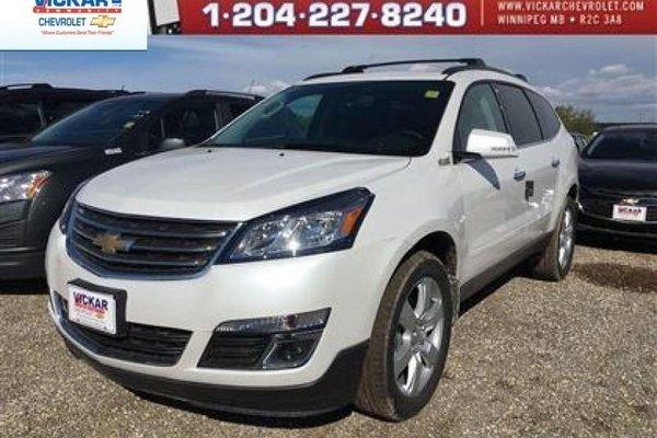 2017 Chevrolet Traverse 1LT  -  Heated Seat -  SiriusXM - $304.34 B/W