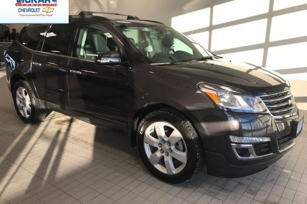 2017 Chevrolet Traverse 1LT  - MANAGERS SPECIAL! - Sunroof