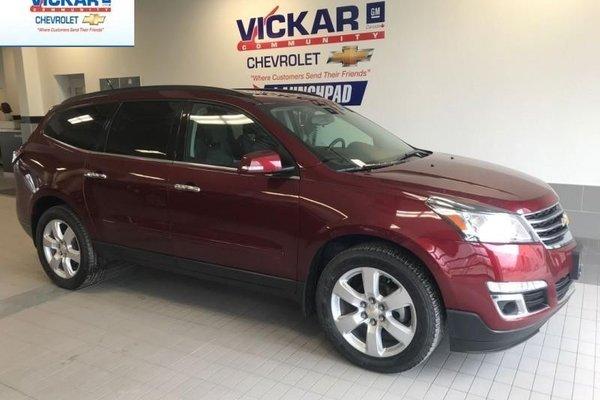 2017 Chevrolet Traverse 1LT  - 7 Passenger w/ Sunroof
