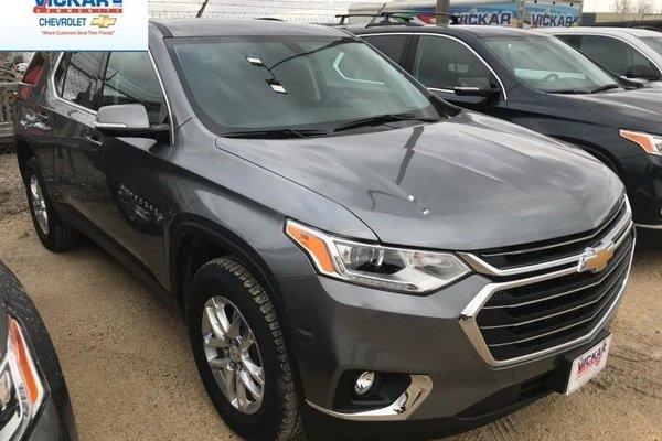2018 Chevrolet Traverse LT  - $253.80 B/W