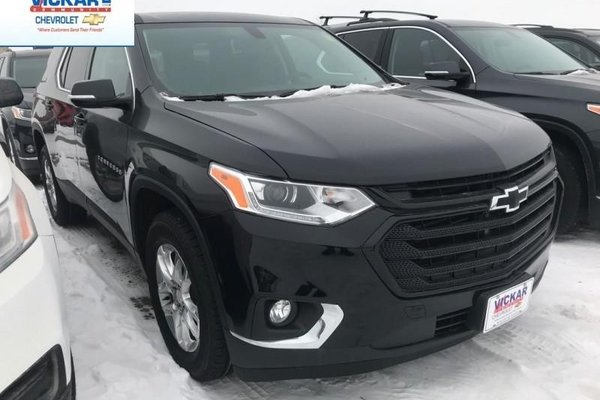 2018 Chevrolet Traverse LT  - $261.64 B/W