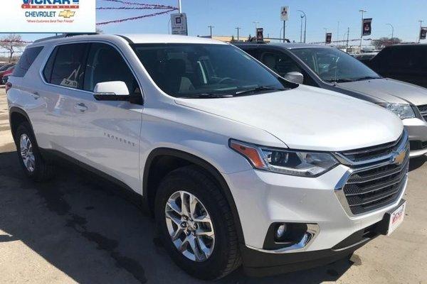 2018 Chevrolet Traverse LT  - $270.70 B/W