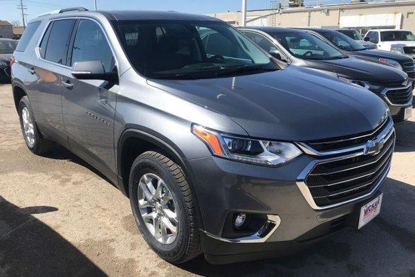 2018 Chevrolet Traverse LT  - $264.52 B/W