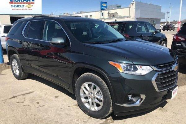2018 Chevrolet Traverse LT  - $262.96 B/W