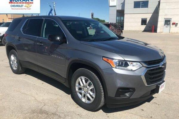 2018 Chevrolet Traverse LS  - Bluetooth -  OnStar - $245.09 B/W