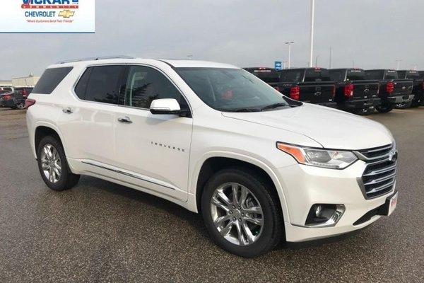 2019 Chevrolet Traverse High Country  - $386.36 B/W
