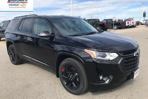 2019 Chevrolet Traverse Premier  - $348.95 B/W