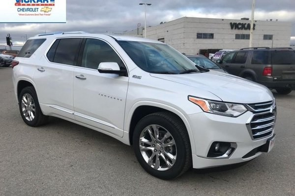 2019 Chevrolet Traverse High Country  - $402.71 B/W
