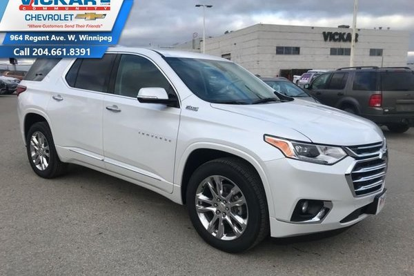2019 Chevrolet Traverse High Country  - $395.39 B/W