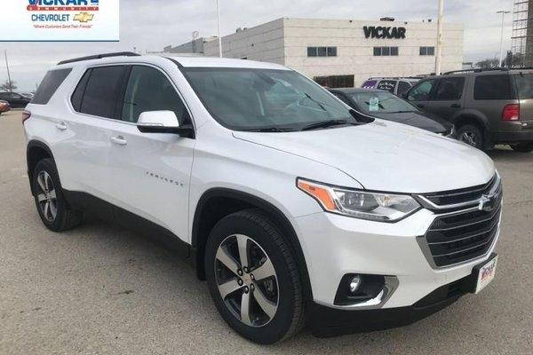 2019 Chevrolet Traverse LT True North  - $321.88 B/W