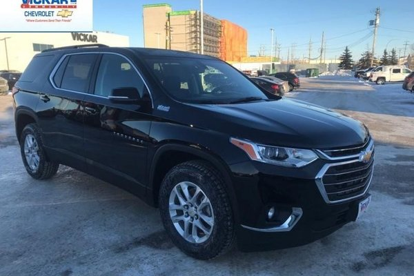 2019 Chevrolet Traverse LT  - $286.15 B/W
