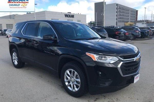2019 Chevrolet Traverse LS  - $229.99 B/W