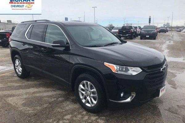 2019 Chevrolet Traverse LT  - $283.13 B/W
