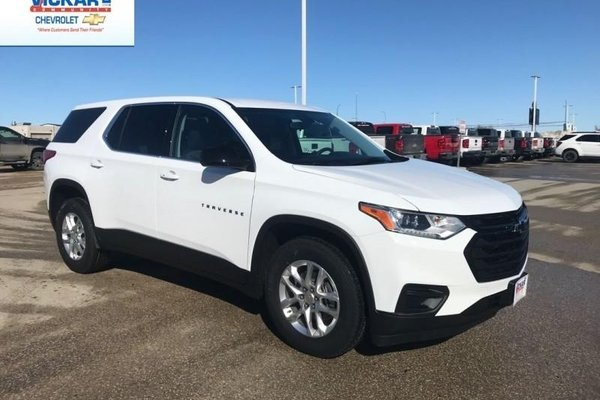 2019 Chevrolet Traverse LS  - $254.01 B/W