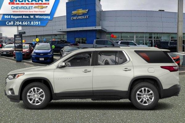 2019 Chevrolet Traverse LT  - $277.09 B/W