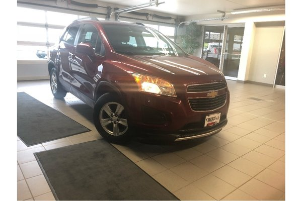 2014 Chevrolet Trax 1LT - CLEARANCE SPECIAL