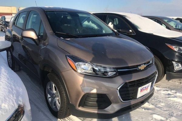 2018 Chevrolet Trax LS  - Bluetooth - $159.88 B/W