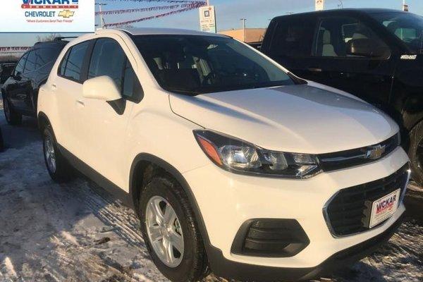 2018 Chevrolet Trax LS  - Bluetooth - $148.46 B/W