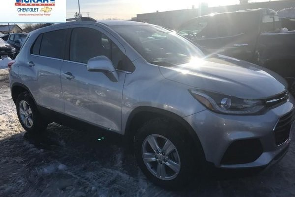 2018 Chevrolet Trax LT  - Bluetooth - $168.37 B/W
