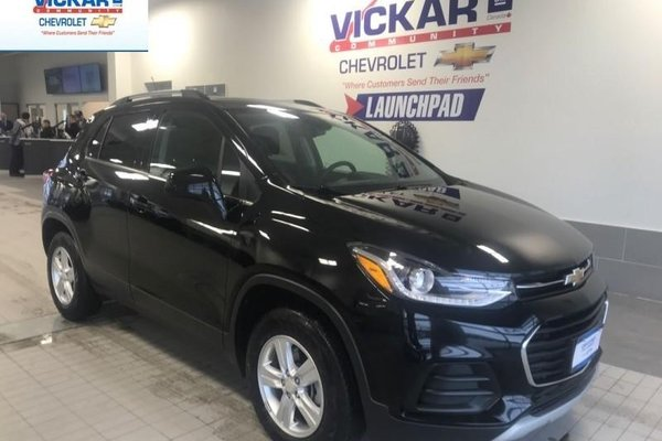 2018 Chevrolet Trax LT AWD, BOSE, SUNROOF, REAR VIEW CAMARA  - $160.85 B/W