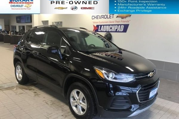 2018 Chevrolet Trax LT  AWD, BOSE AUDIO,SUNROOF  - $164.22 B/W