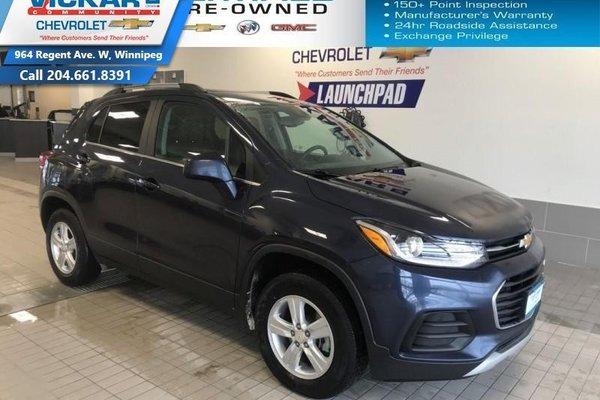 2018 Chevrolet Trax LT AWD,  BOSE AUDIO, SUNROOF, BACK UP CAMERA  - $170.94 B/W