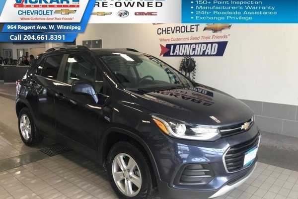 2018 Chevrolet Trax LT   AWD, BOSE AUDIO, SUNROOF,   - $170.94 B/W