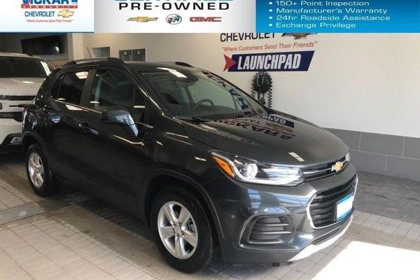 2018 Chevrolet Trax LT  FWD, BLUETOOTH, BACK UP CAMERA  - $153.97 B/W