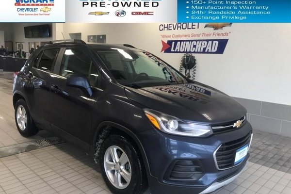 2018 Chevrolet Trax LT  - $140.65 B/W