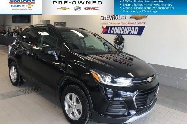 2018 Chevrolet Trax LT  AWD, REMOTE START, BLUETOOTH  - $174.32 B/W