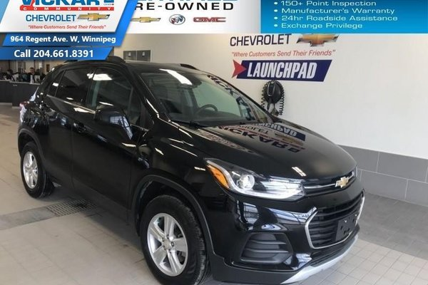2018 Chevrolet Trax LT  AWD, REMOTE START, BLUETOOTH  - $174.32 B/W