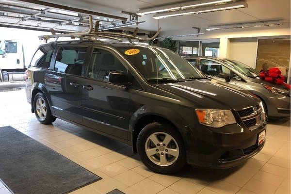 2011 Dodge Grand Caravan SE/SXT ** ROOF RACK / CARGO STORAGE **