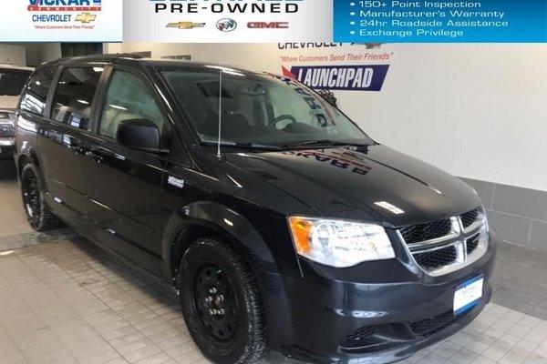 2013 Dodge Grand Caravan SE/SXT  - $123.84 B/W