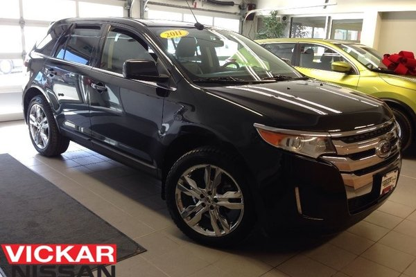 2011 Ford Edge Limited / LOCAL TRADE