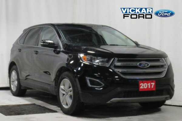 2017 Ford Edge SEL AWD V6 Leather & Panoramic Roof & Navigation