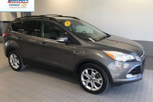 2013 Ford Escape SEL AWD  - Heated Leather Seats - Bluetooth