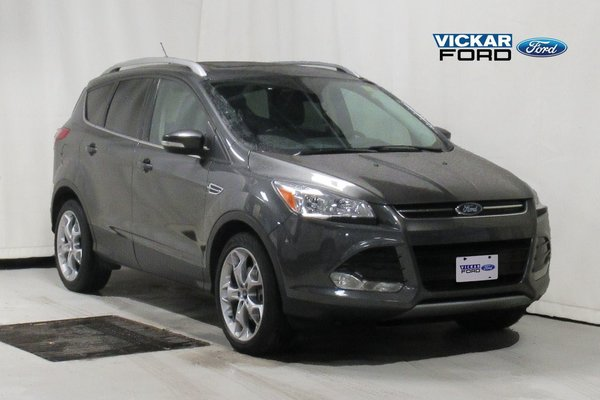 2016 Ford Escape Titanium 4WD with Technology Package