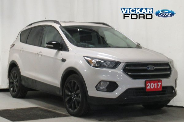 2017 Ford Escape Titanium 4WD Sport Appearance Package