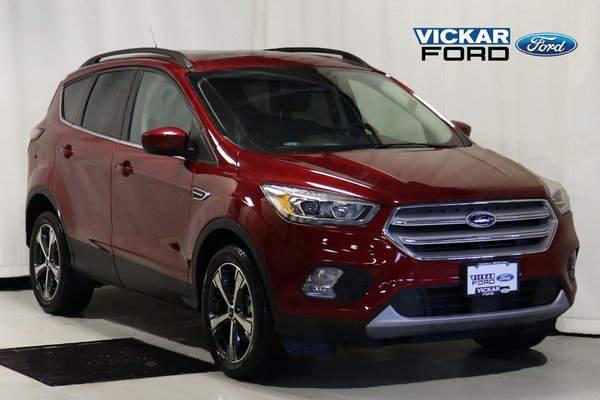 6165245584ae New 2018 Ford Escape SEL Ruby Red (MET) Tinted C.C. for sale ...