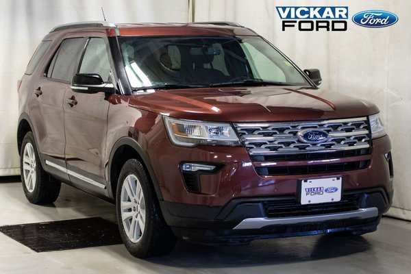 2018 Ford Explorer XLT - 4WD