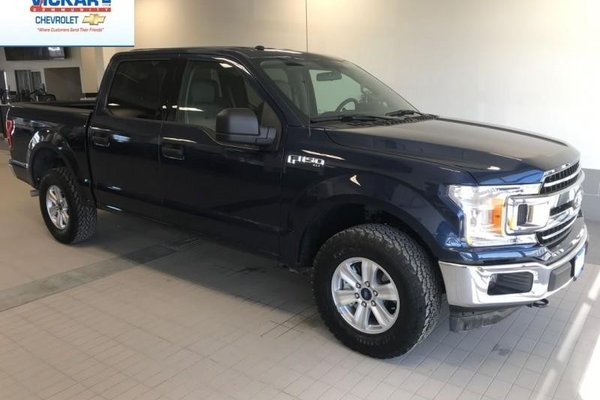 2018 Ford F-150 XLT  - MANAGERS SPECIAL - Back Up Camera